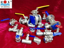 Stainless steel CF8M valve