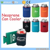 Cheap promotional beer can cooler custom OEM