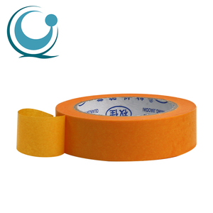 Anti static brown color paint paper masking tape