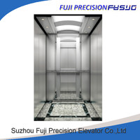 CE Approved high speed Passenger Elevator Lift
