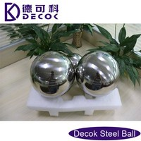 G100 Precision Qualified 304 Stainless Metal Balls stainless steel balls hollow