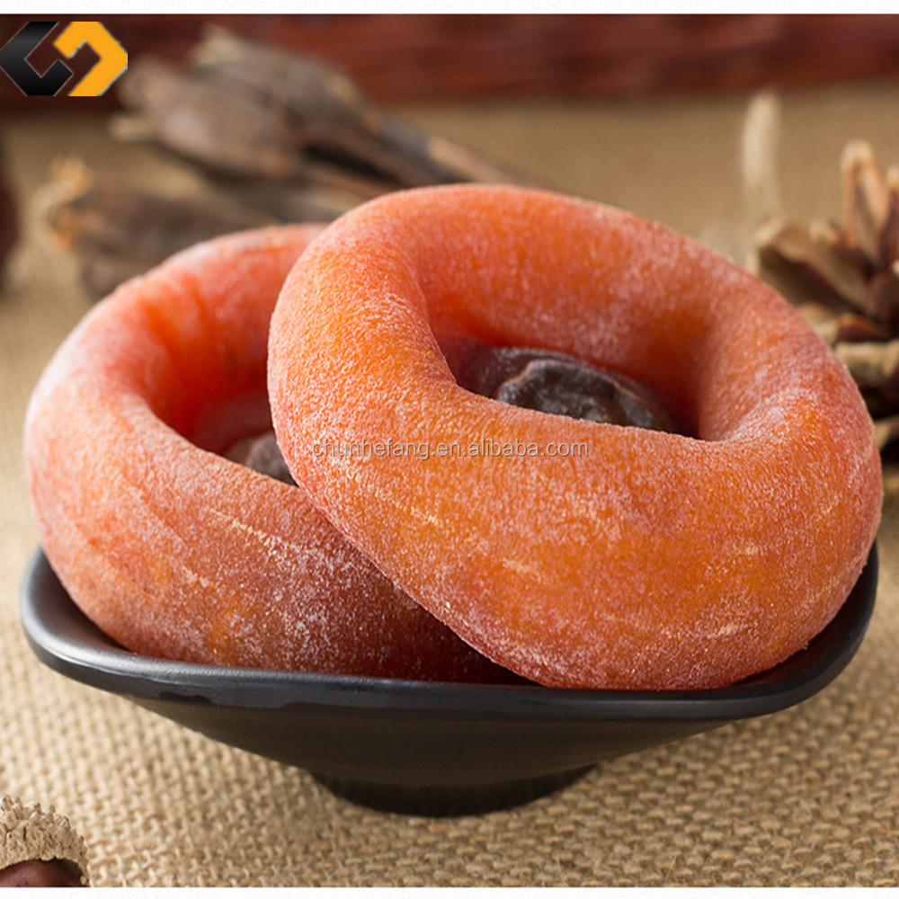 Sweet and delicious Chinese dried persimmon
