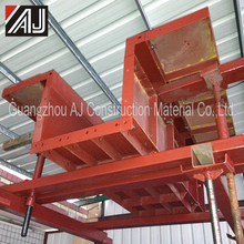 Safe durable slab beam formwork for construction