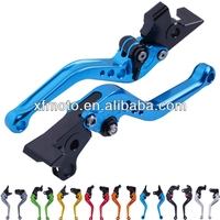 CNC Motorcycle CNC Brake Lever wholesale motorcycle levers for Yamaha YZF R1 1998-1999( Short Levers )