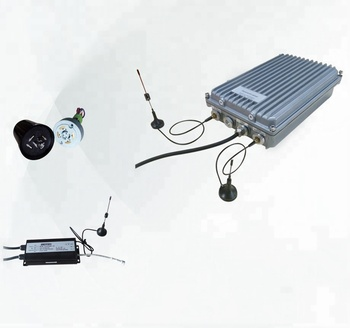 Smart Streetlight Control and Monitoring System for led street light