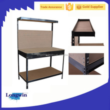 Heavy Duty Metal Work Bench For Workshop