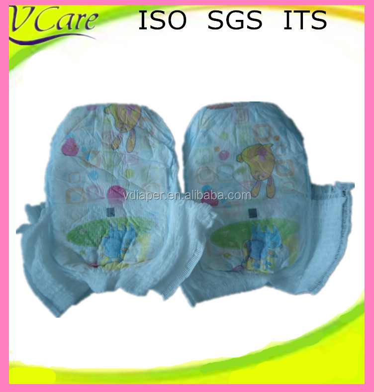 Lovely Waist Band Baby Pants Diaper Manufacturers in China