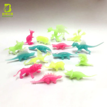 16 Models Mixed Noctilucent Dinosaur Eco-friendly Plastic Animals Toys