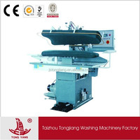 TONG YANG industry laundry steam press iron for hotel, hospital laundries