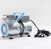 Micro fuel air condition vacuum pump motor