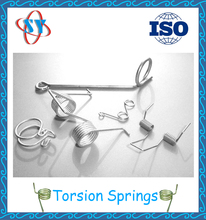 Custom used for hair clip small torsion spring