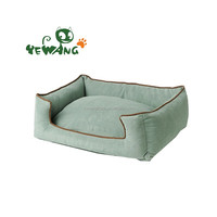 Yewang new design plush pet beds and toys for all size dogs and cats lying down