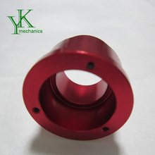 Anodizing custom cnc machining aluminum herb grinder parts