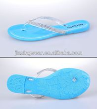 Customized simple jelly shoes for adults
