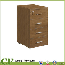 Kantoor furniture office file storage unit 4 drawers fixed pedestal