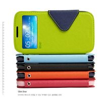 Leather Case For Asus Zenfone 2 Z008D,Mobile Phone Accessories Factory In China