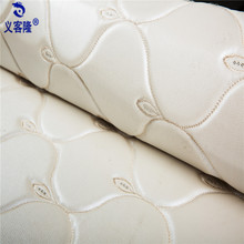 Hot-selling soft bag embroidery leather door background wall decoration hard bag thickening sponge PU Leather
