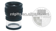 Analysis Cylinder LED Scale Loupe/Magnifier