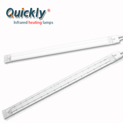 Top Quality Protection Glass Ir Lamp Halogen Replacement Bulb Convection Oven