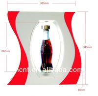 New Technology ! Magnetic Levitating Promotion Display stand, wine promotion ideas