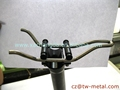 XACD titanium bike saddle rails titanium bike part