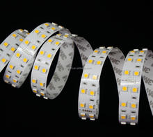 Double row SMD 5050 LED Flexible Strip Light /DC24V LED tape for use indoor /outdoor