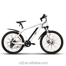 26 inch aluminum alloy frame 36v hidden battery city e bike