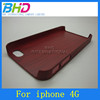 Cell phone hard plastic cover For iphone4 accessories