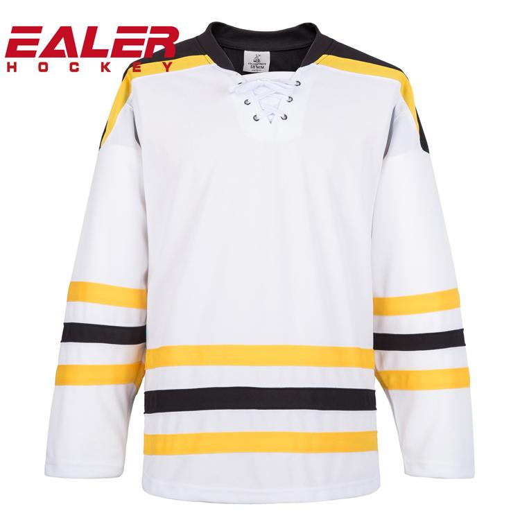 EALER custom blank ice hockey jerseys Wholesale cheap hign quality team hockey  jerseys 39600b45d0e