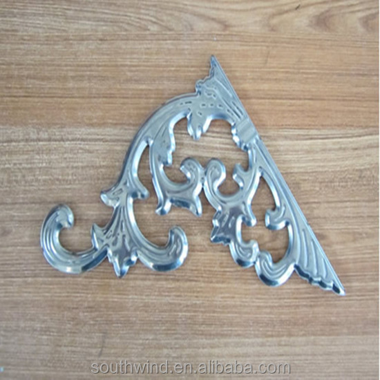 Heritage Brass Cabinet Pull On Ornate Decorate Back plate