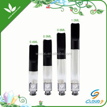 Wiscoo dry herb glass vaporizer/e-cigarette replacement cartridges