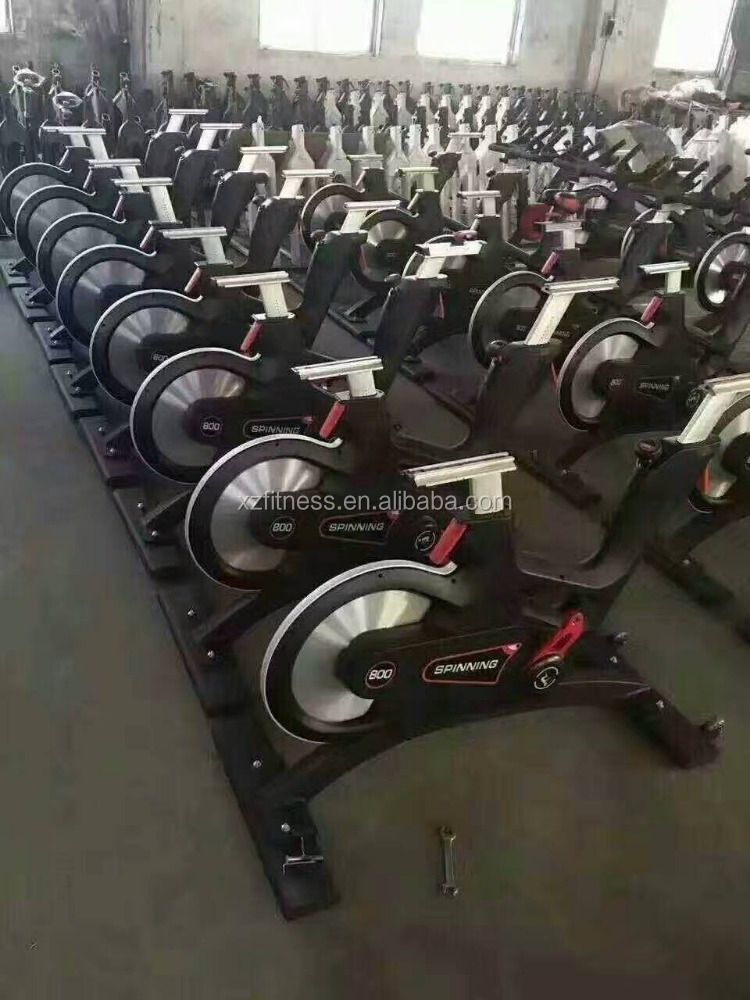2017 Newest Body fit spinning bike with belt driven Factory price