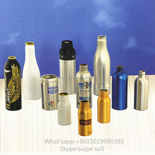Tinplate Aluminum Aerosol Empty Spray Can