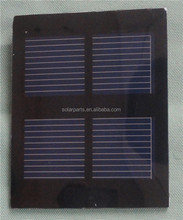 2016 hot sell factory price PET laminated mini solar panel/small solar module 5w-20w without frame