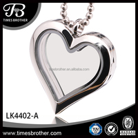 High quality 25mm colorful stainless steel heart magnet locket with crystal,rhinestones