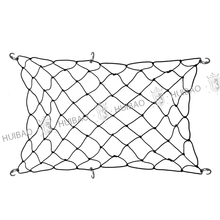 "64""X46"" Cargo Net,Luggage Net"