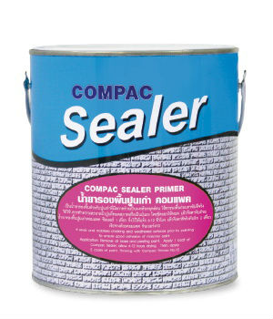 Compac Sealer Primer For Exterior & Interior Solvent-Base