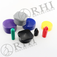 pvc pipe fitting end caps / plastic protection cap for pipe / plastic pipe end cap