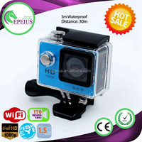 BEST-SELLING W8 ACTION camera 1080p SPORTS CAMERA