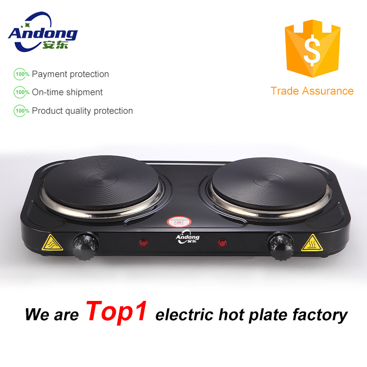 kitchen appliance good price electric hot plate easy to clean