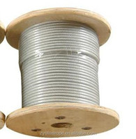 Durable newest steel wire ropes for lifts or elevators 10-30mm