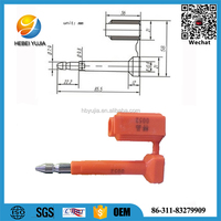 Factory Price Container Plastic Security Bolt