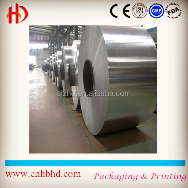 China hot sale aluminium coil/foil jumb roll stock