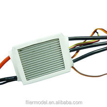 Shenzhen Flier electric speed controller esc 100A with programming box rc motor jet engine model airplane