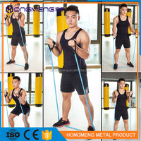 Fitness Resistance Band Nylon Material Tube