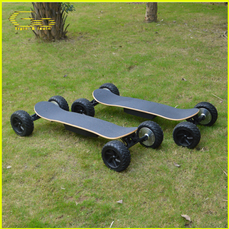 Free shipping long range koowheel electric skateboard dual motor, electric skateboard 4000w