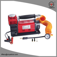 Heavy duty 150PSI portable DC 12v mini air compressor 60mm cylinder tire inflator
