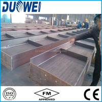 Box Beam for steel structure