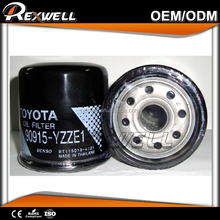 For TOY0TA Corolla Oil Filter 90915-YZZE1