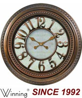 20 Inch Antique Chinese Clocks
